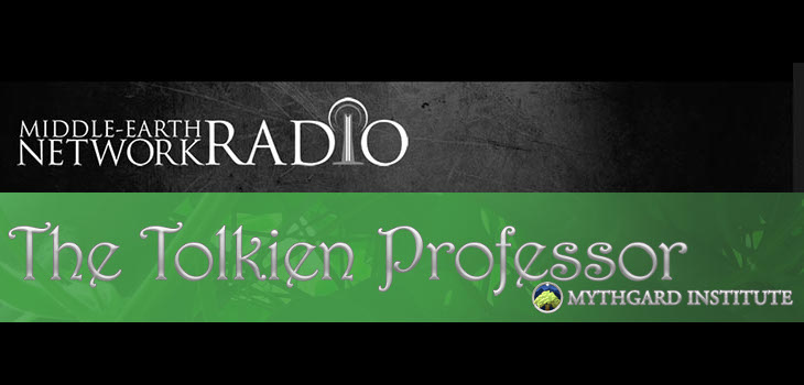 Tolkien Professor on Middle-earth Network Radio (January 2013)