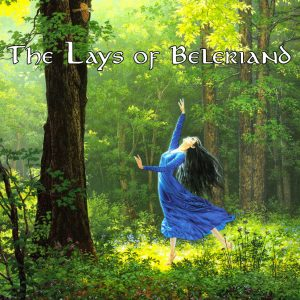 The Lays of Beleriand, by J.R.R. Tolkien