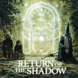 Return of the Shadow, by J.R.R. Tolkien