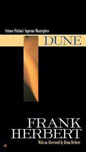 Cover of Dune, by Frank Herbert