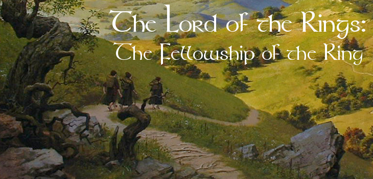 Lord of the Rings: The Fellowship of the Ring (header)