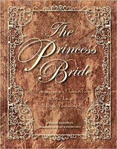 The Princess Bride, by William Goldman (cover)