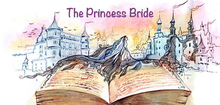 The Princess Bride, by S. Morgenstern, abridged by William Goldman (header)
