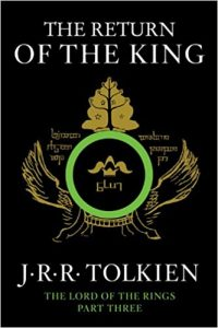 The Return of the King by J.R.R. Tolkien (cover)