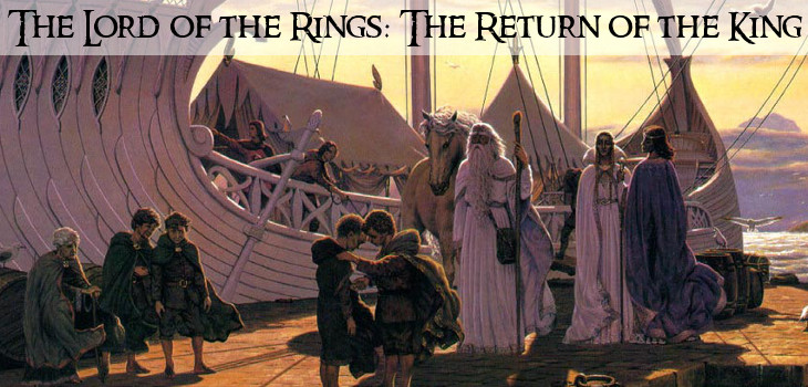 The Return of the King by J.R.R. Tolkien (header)