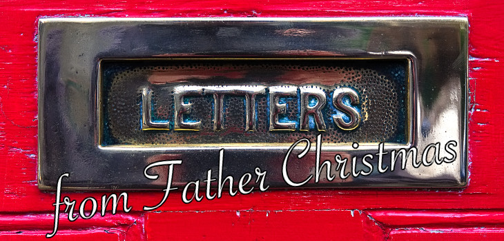 The Father Christmas Letters, by J.R.R. Tolkien