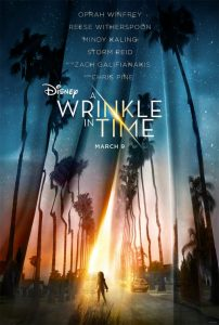 A Wrinkle in Time (poster)
