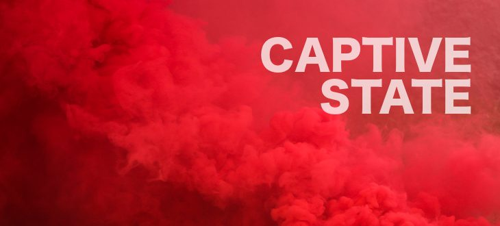 Captive State header