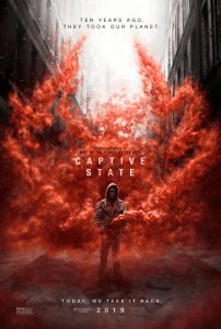 Captive State (2019) poster