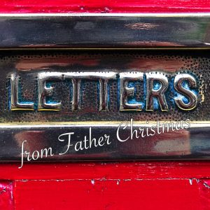 Letters from Father Christmas, by J.R.R. Tolkien