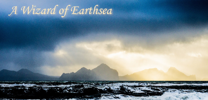 A Wizard of Earthsea (header)