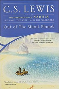 Out of the Silent Planet cover art