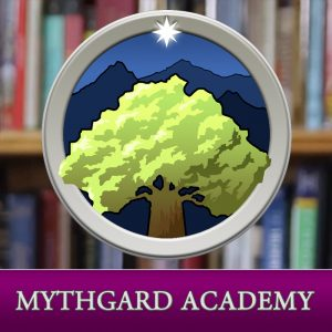 Mythgard Academy podcast channel artwork