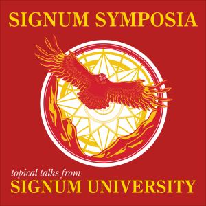 Signum Symposia podcast channel art