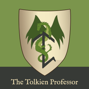 The Tolkien Professor podcast channel art