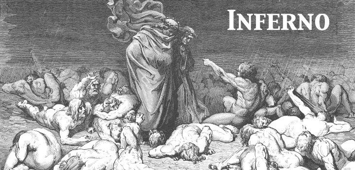 Inferno (Dante Alighieri, Divine Comedy) – Gustave Dore